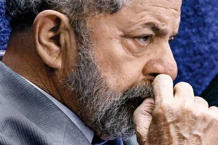 Left or right lula 2016