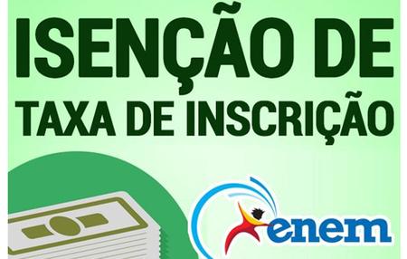 Left or right isencao taxa de inscricao enem a9bf31b3