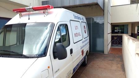 Left or right ambulanciapolia