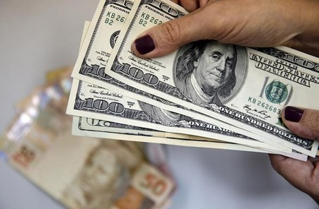 Left or right dolar