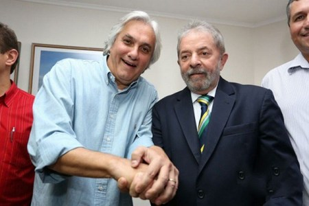 Left or right delcidio do amaral lula