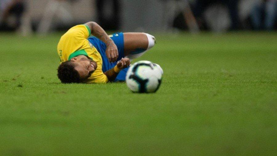Center neymar