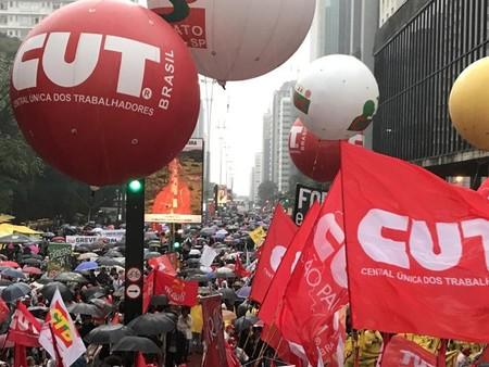 Left or right sindicato