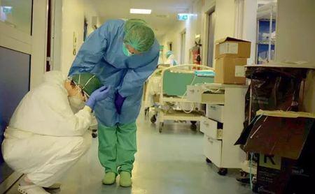 Left or right enfermeiro