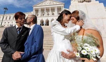 Left or right casamento