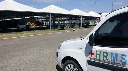 Left or right ambulancia