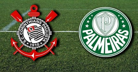 Left or right corinthians palmeiras