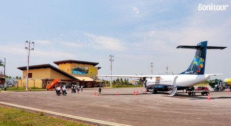 Left or right o aeroporto regional de bonito ms
