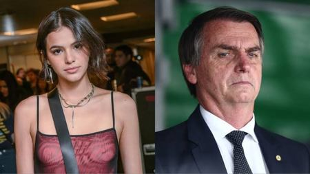 Left or right bruna marquezine jair bolsonaro