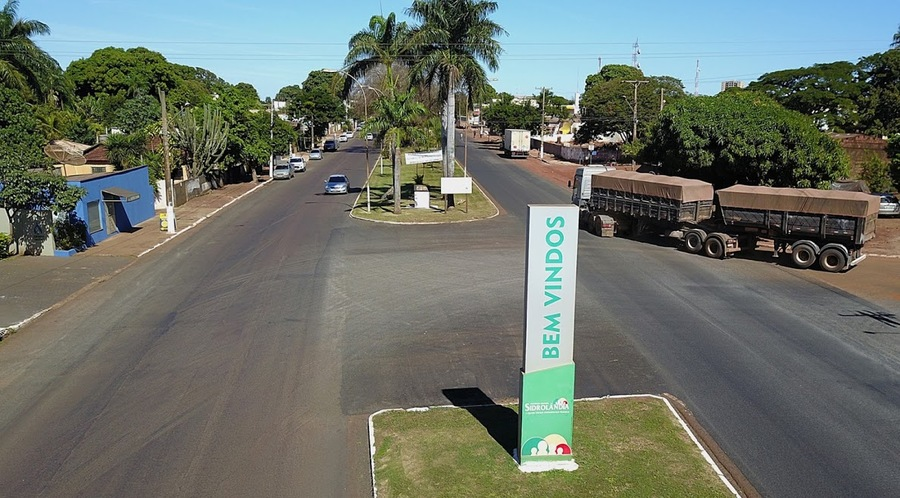 Center sidrolandia