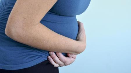 Left or right gravida dor