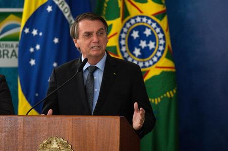 Left or right presidente jair bolsonaro